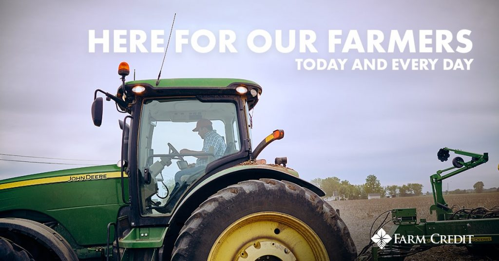 High Plains Farm Credit is here for our farmers today and every day.