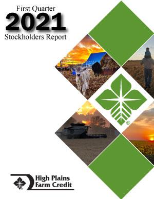HPFC First Quarter Stockholders Report