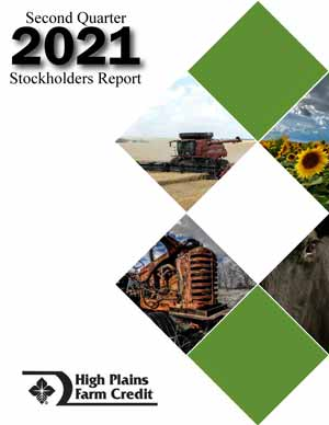 2nd Quarter Stockholders Report